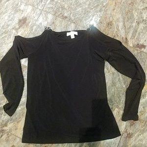 Michael Kors Open shoulder top